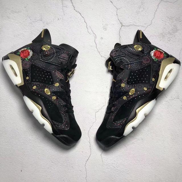 """Air Jordan 6 """"CNY"""""""