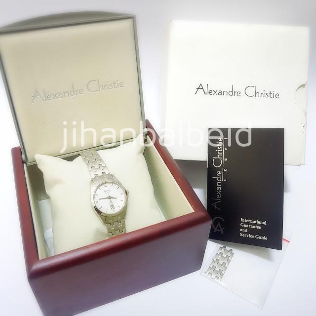 Alexander Christie Sapphire Classic 10/N18LD (Jam Mewah Murah)