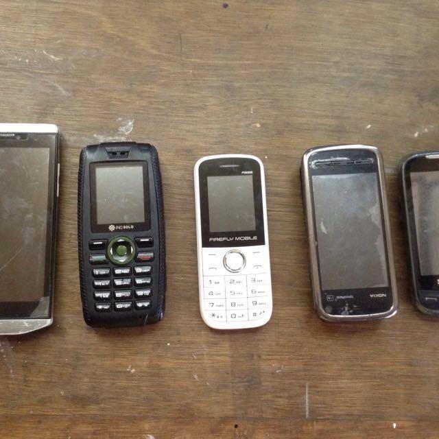 All defective phones