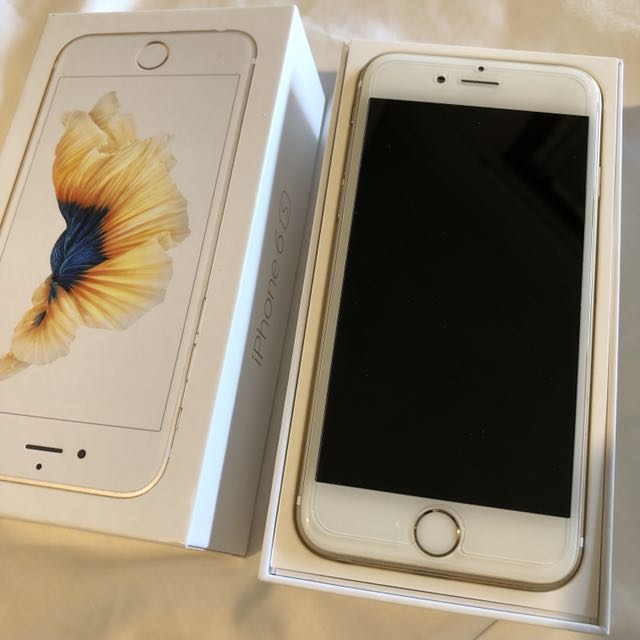 Apple iPhone 6S Gold - New Condition