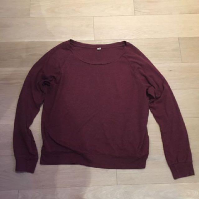 Aritzia tna shirt size medium