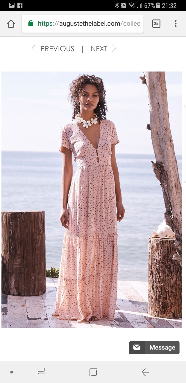 Auguste The Label Maxi