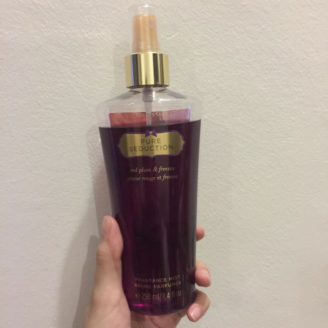 Authentic Victoria's Secret Pure Seduction Fragrance Mist