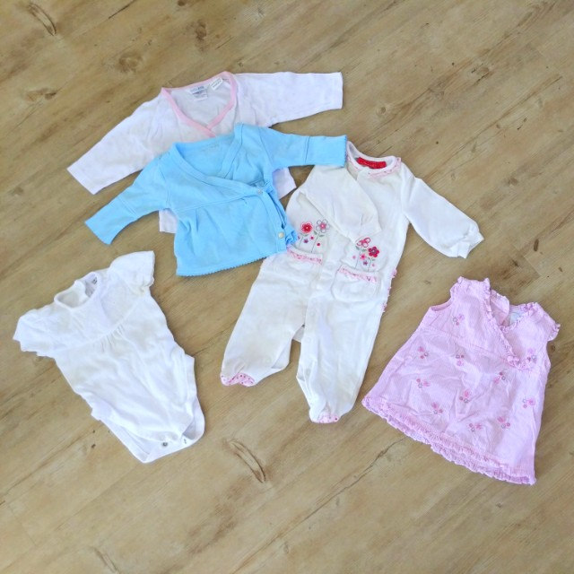 Baby Girls Clothes Bundle Size 000