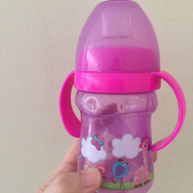 Baby safe training cup