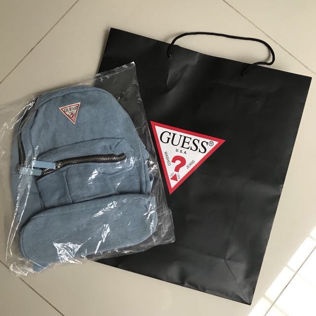 Backpack Jeans GUESS