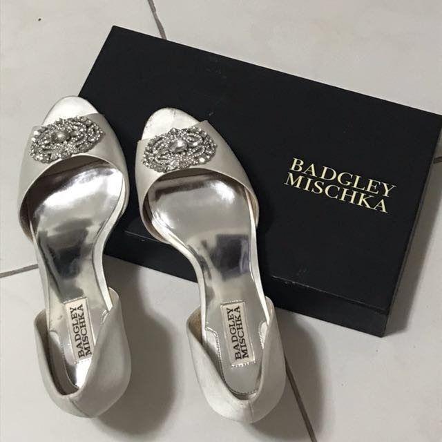 Badgley Mischa Peeptoe Shoes
