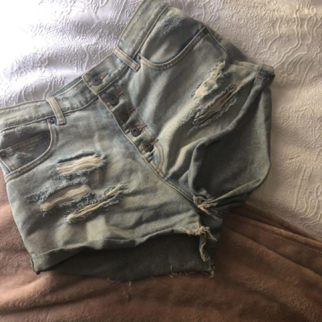 Bardot denim jeans