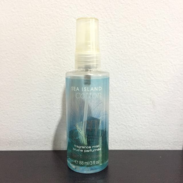 Bath & Body Works - Sea Island Cotton Fragrance Mist