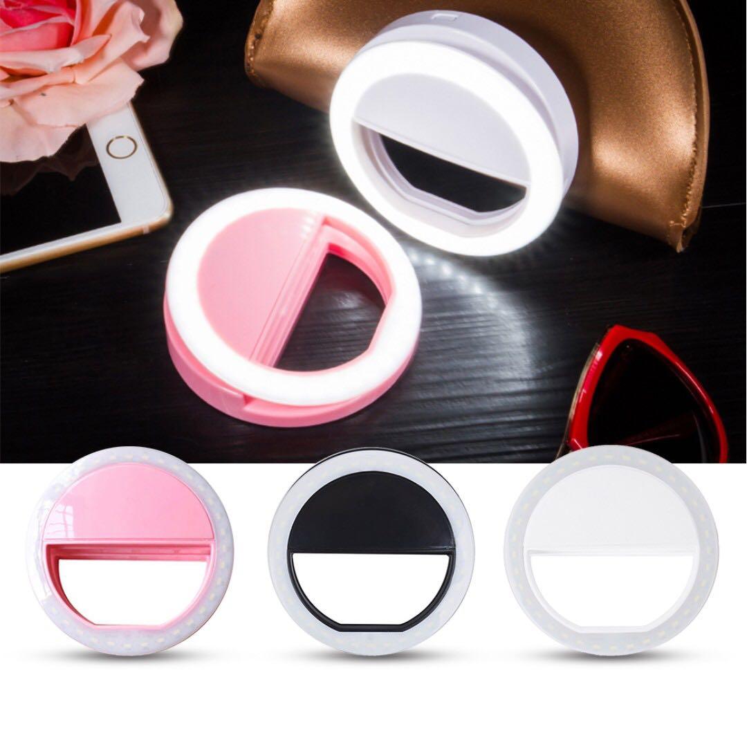 Beauty Lighting - selfie rings