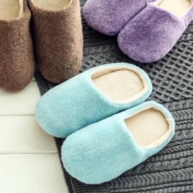 Bedroom slippers (ReadyStock)