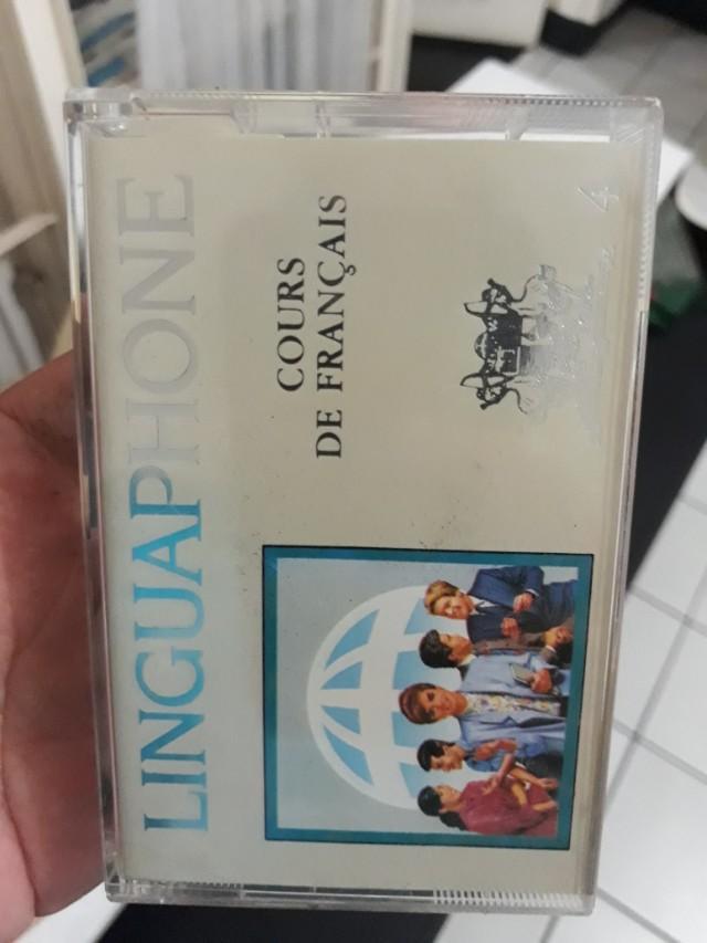 Belajar bahasa Perancis, paket kaset 14 series
