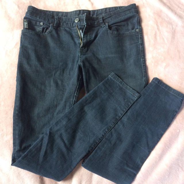 Black Workshop Jeans