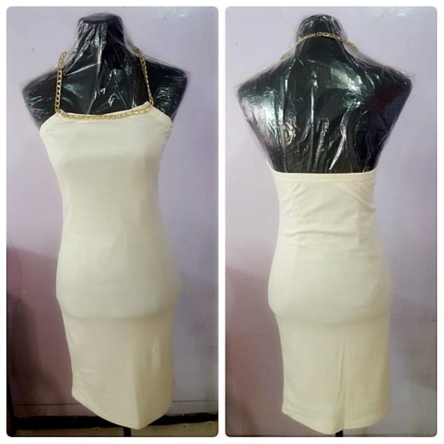 Bodycon Tank Dress