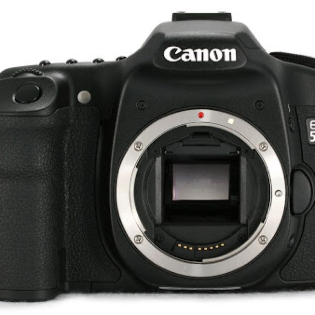 Canon 50D and extras !!