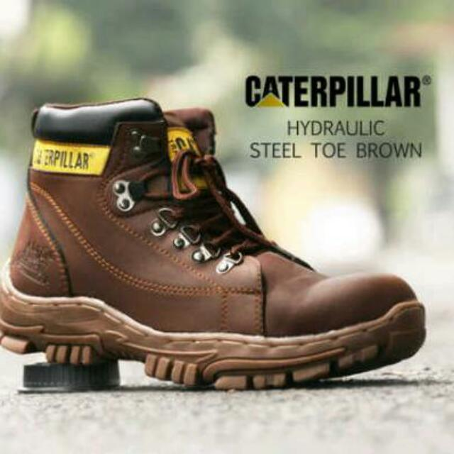 Caterpillar Hydraulic Steel Toe