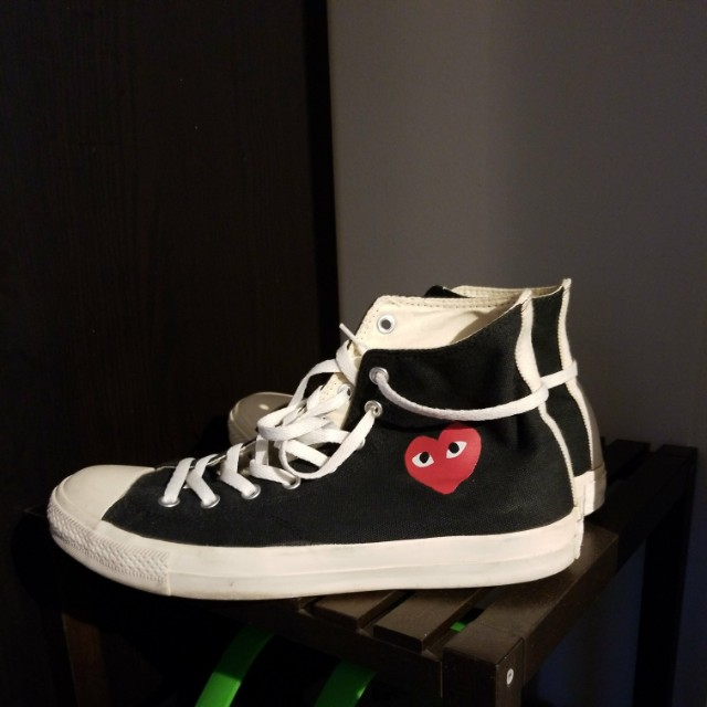 Buy cdg converse mens | Up to 79% Discounts