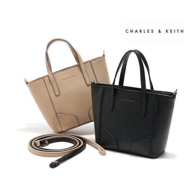 Charles & Keith inspired Small Sling Bag