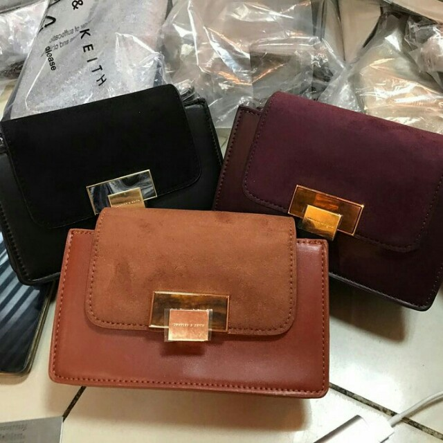 Charles and Keith Stone Buckle