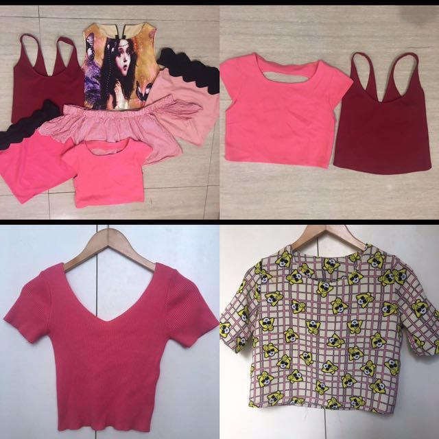 Croptop for Less