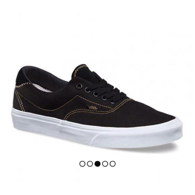 C&S Era 59 Vans - Black/Sand size 12 men's