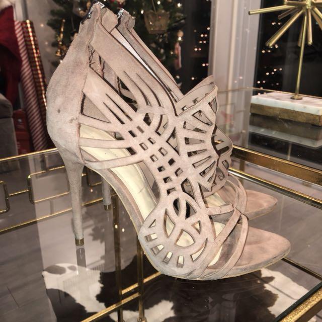 Desert Pink shoes - 36