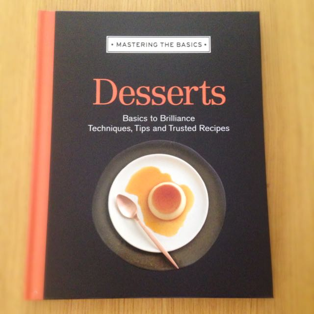 NEW Desserts Cookbook
