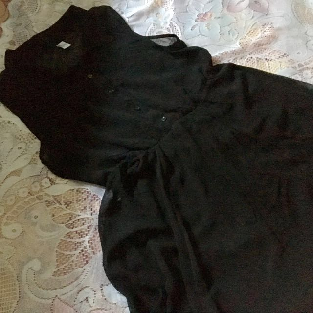 Divided by H&M Black Dress