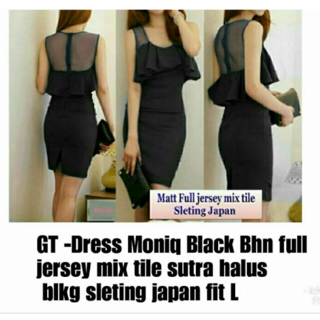 Dress moniq