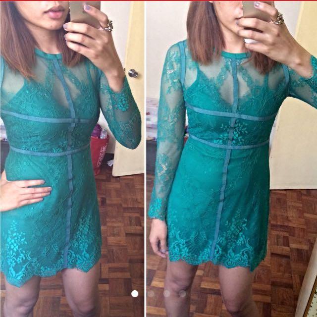 Elie Saab Inspired Dress