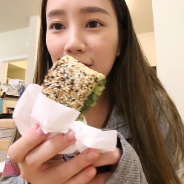 Everything but the bagel sesame 美國 TRADER JOE'S  部落客 kelly