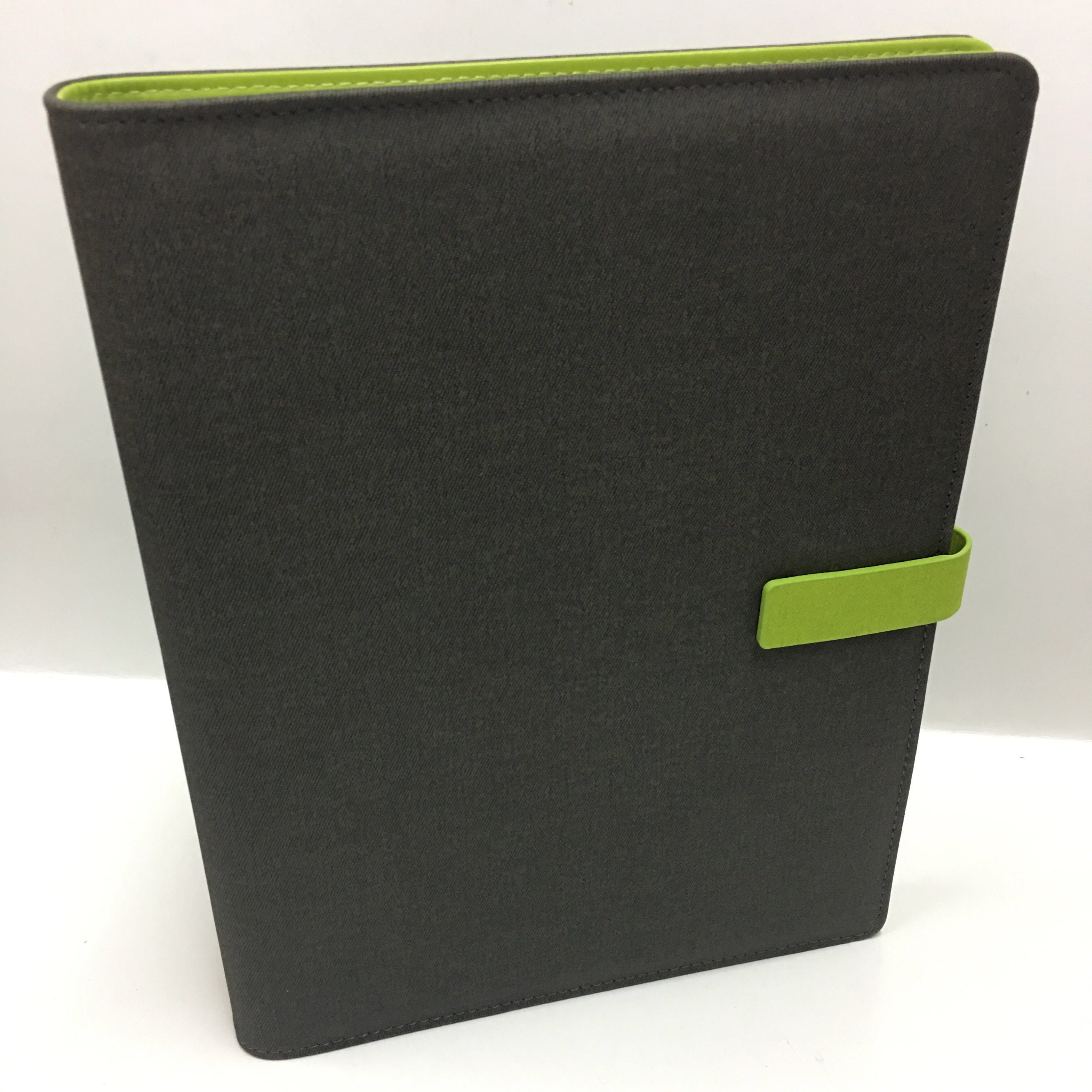 BIG-B5 Refillable NoteBooks/Green(60 sheets of Notes) 21.5cm x 27cm (Height)-S$24.80 🚗{Including a Free delivery}