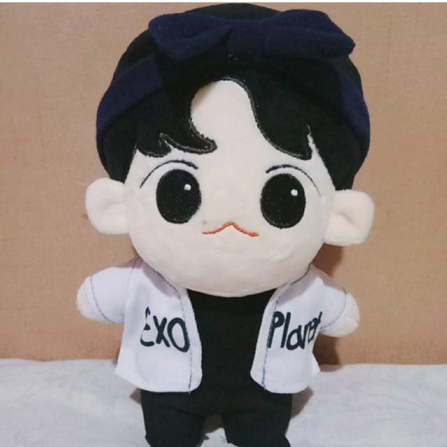 EXO Baekhyun RibbonKyoong Doll