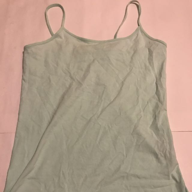 Forever 21 Gray Camisole Top