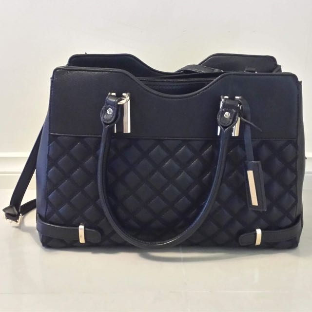 FOREVER NEW Black Shoulder Bag