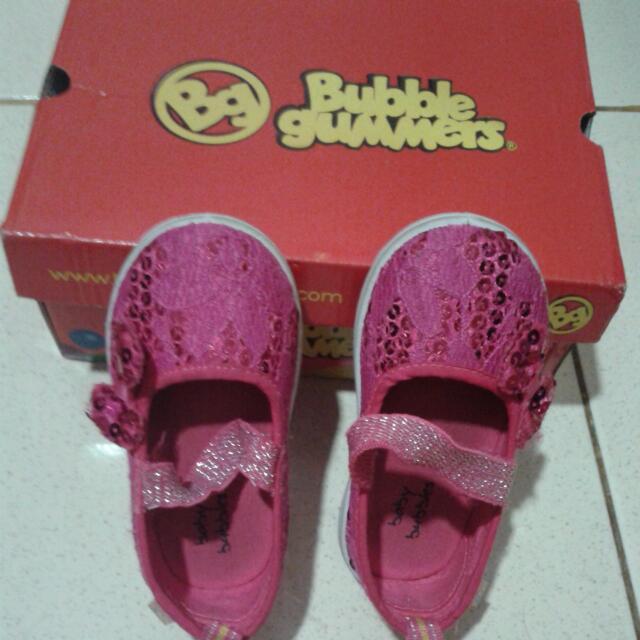 girls shoes / sepatu anak perempuan size 5