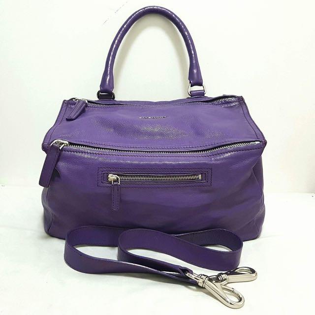 GIVENCHY PANDORA Medium in Purple 13b9c9e21a5b5