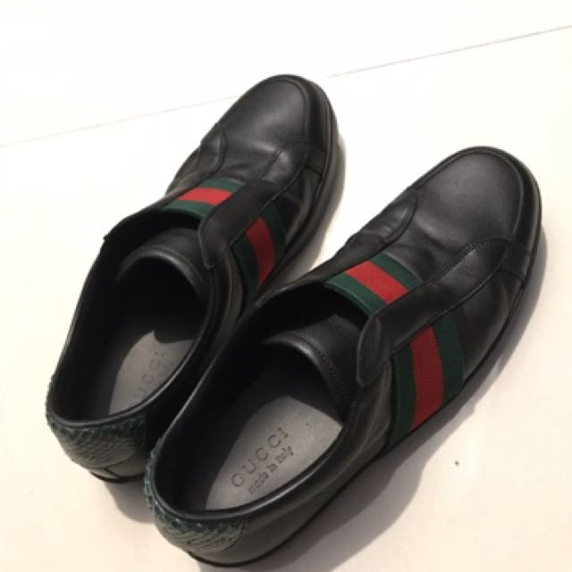 Gucci Ace Sneakers Original