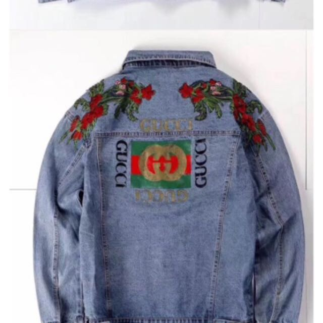 Gucci jacket brand new