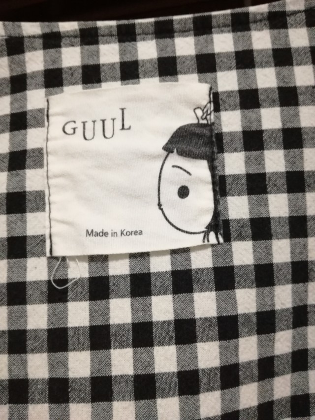 韓國Guul休閒洋裝