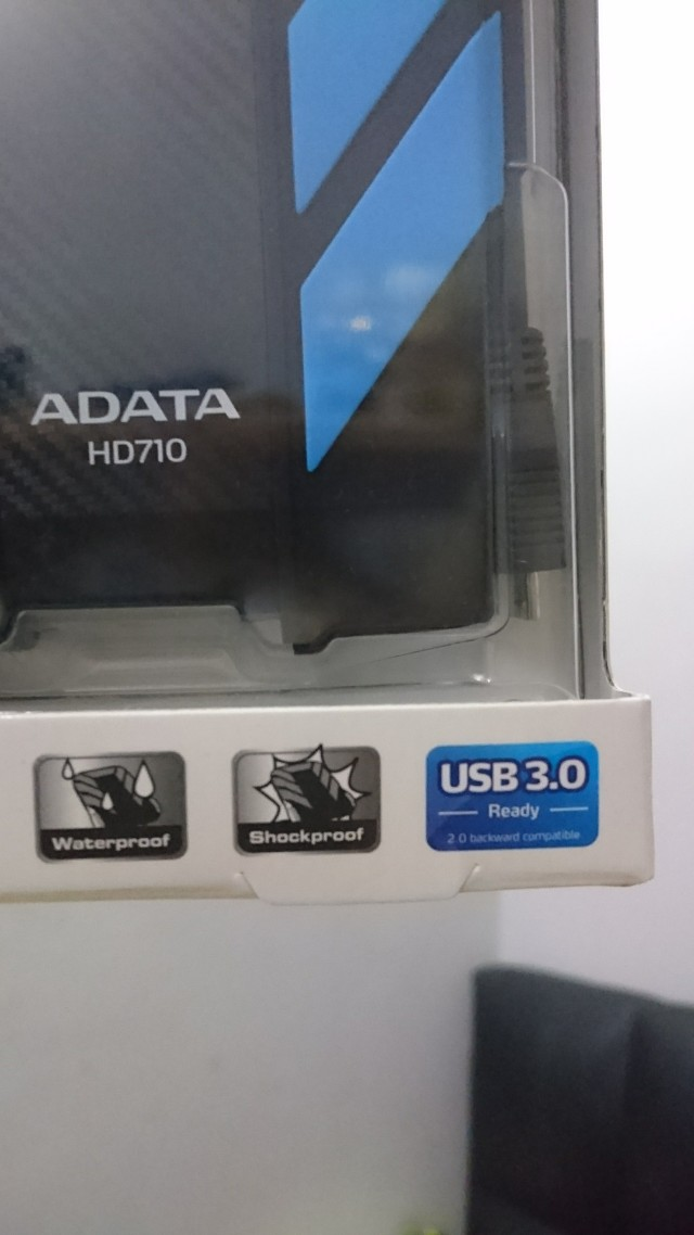 Harddisk Adata HD710 1 Terabyte