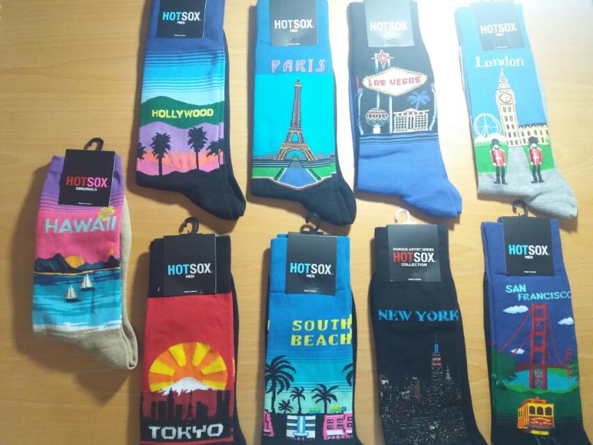 Iconic Socks / K-Socks