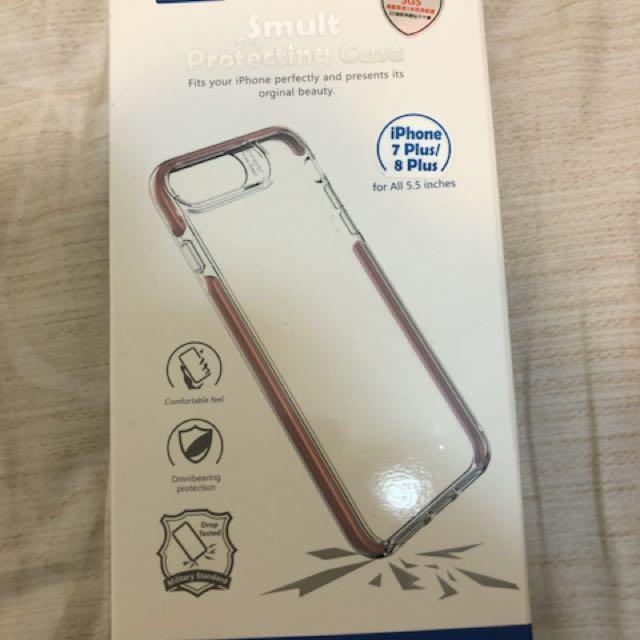 Iphone保護殼7.8plus #舊愛換新歡