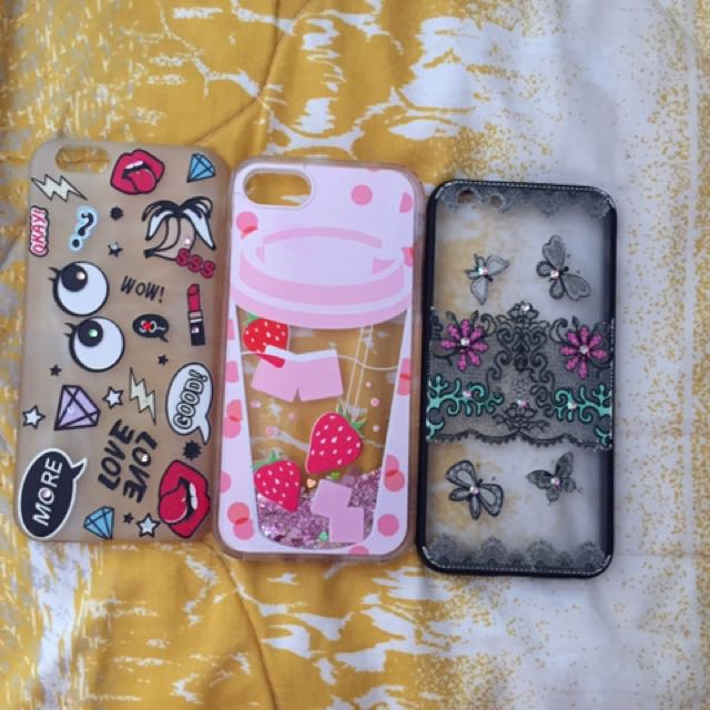 Iphone 6/6s cute cases bundle