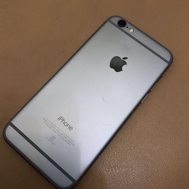 iPhone 6 64 灰