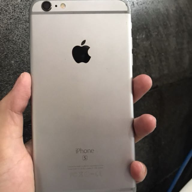 iPhone 6s plus 16gb space grey second