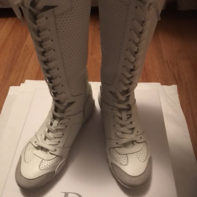 J'ADIOR by DIOR TALL SNEAKERS