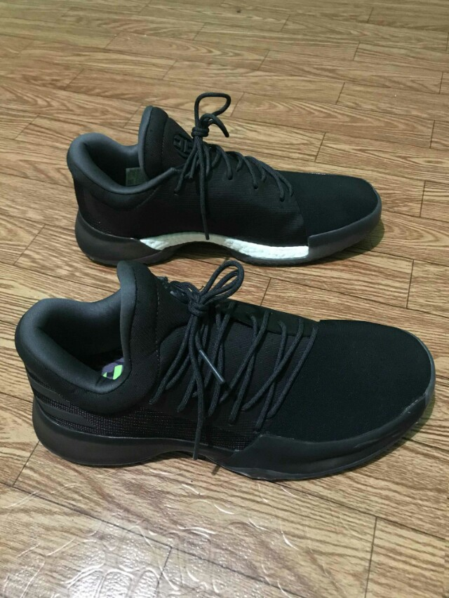 2f98219aad2 James Harden Vol. 1(triple black)