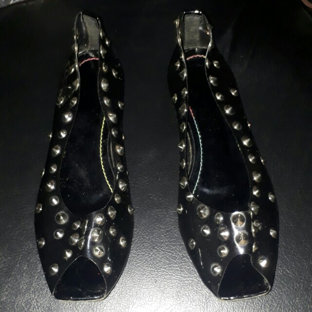 Jelly shoes studde