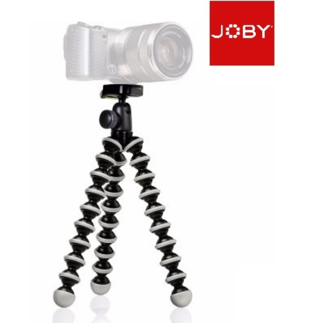 Joby Gorillapod 1k Flexible Tripod For Mirrorless Camera Gorilla Pod 3k Kit Photography On Carousell